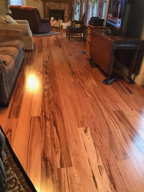 1 2 Quot X 5 1 8 Quot Select Brazilian Koa Bellawood Engineered